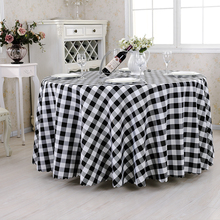Hot Sale Tartan Plaid Cloth Garden Picnic Check Nappe Rectangula Manteles Tablecloths Hotel Home