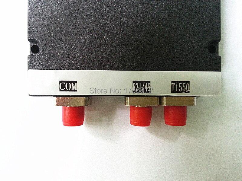 FWDM modul 1310nm / 1490nm / 1550nm szűrő WDM Fc / upc tx1550rx1310 - Kommunikációs berendezések - Fénykép 5