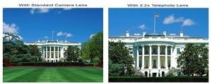 Image 5 - 2,2x grossissement téléobjectif pour Panasonic LUMIX FZ1000 Mark II DMC FZ1000 caméra/HC VX1 VX1 HC VXF1 VXF1 caméscope