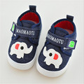 2017 New Spring Autumn Toddler First Walker Baby Shoes Boy Girl Soft Sole Hook&Loop Sneaker Elephant Pattern Prewalker Sapatos