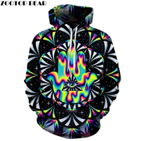 Trippy Hamsa Printed 3d Hoodies Men Hoodie Autumn Sweatshirts Unisex Pullover Novelty Outwear Jackets Male Tracksuits