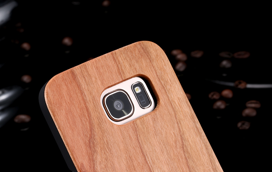 For Samsung Galaxy S8 Plus Real Wooden Case For Samsung S8 Galaxy S7 S6 Edge Back Cover (15)