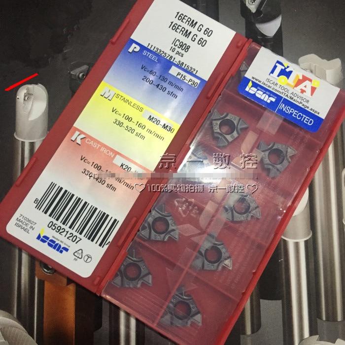 Iscar 16Erm Ag 60 Ic908