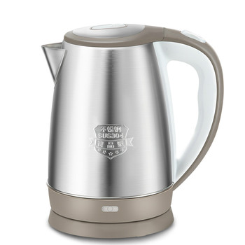 Electric kettle electric 304 stainless steel 1.8L household