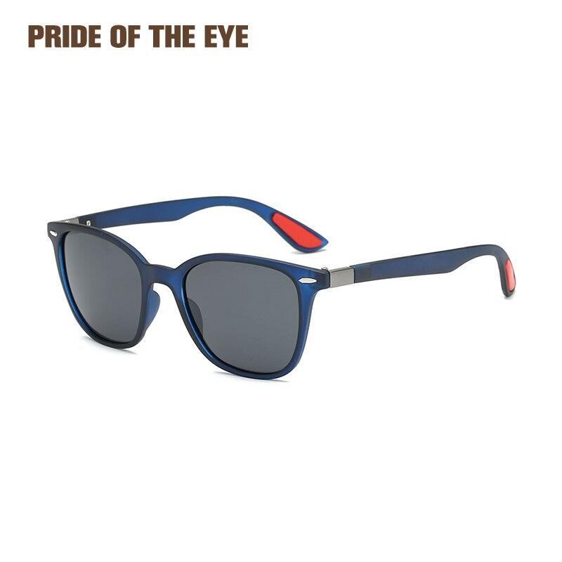 STOLZ DER AUGE MARKE DESIGN Klassische Polarisierte Sonnenbrille Frauen Fahren Quadratischen Rahmen Sonnenbrille Männlichen Goggle Herren Sonnenbrille