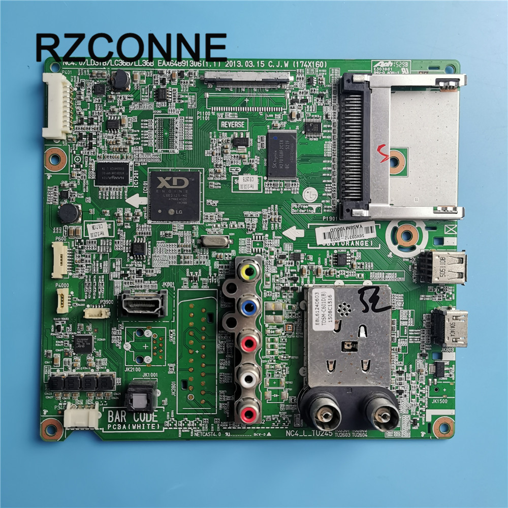 Motherboard Mainboard Card For EAX64891306(1.1)