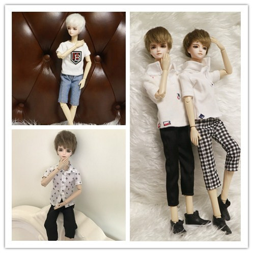 29cm 11'' bjd boy dolls sale with hairdo makeup clothes shoes gift - Dolls and Stuffed Toys