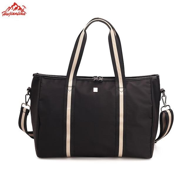 1d462ba334 Large Capacity Waterproof Fitness Gym Bag Men Women Foldable Oxford Cloth  Travel Handbags Sport Crossbody Bag