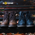 SERENE 2017 Men Shoes Male Shoes Boots Big Size Martin Casual Shoes British Tooling Boots Desert Boots Outdoor Work Shoes 3109
