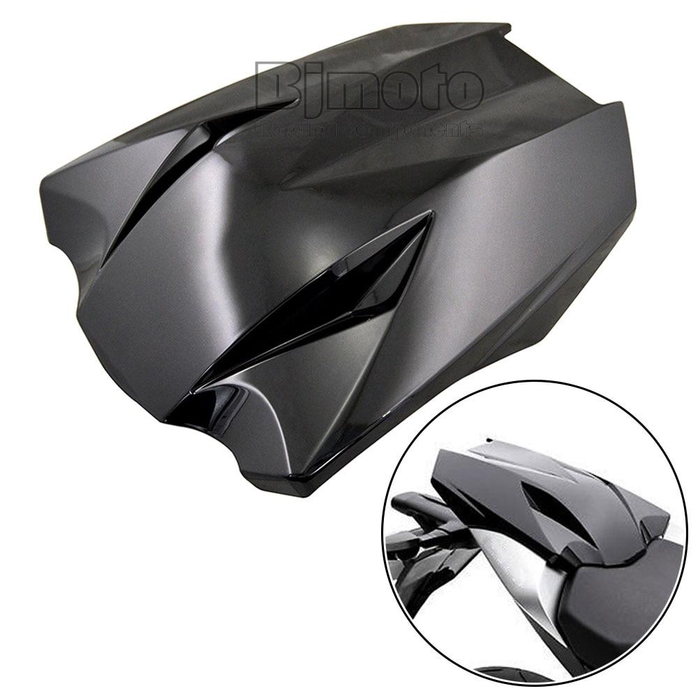 ФОТО SC01-Z1000/10-BK Motorcycle Rear Seat Cover Cowl Fit For Kawasaki Z1000 2010-2013 Black