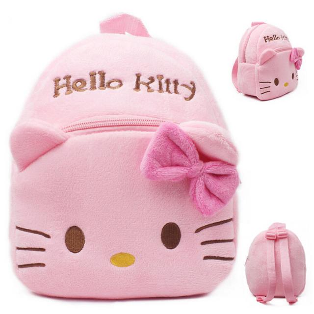 Cute cartoon backpacks for kindergarten