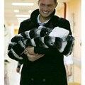 2016 Новый Новорожденный Ребенок Спальные мешки Зимние Конверт для Новорожденного Обертывание Sleepsack Спальный Мешок Теплый Одеяло Одеяло SL04