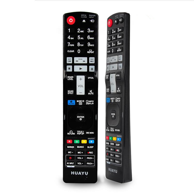US $3 71 7% OFF|REMOTE CONTROL AKB72975301 FOR LG BLU RAY DVD PLAYER  HB906TAW BD592 BD370 BD592N-in Remote Controls from Consumer Electronics on