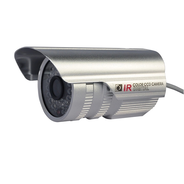 цена на Camera night vision HD Surveillance super infrared analog surveillance camera outdoor waterproof monitor probe