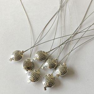 Image 3 - 45 pcs/Lot Nano ring threader tools Nano ring Hair extension loop pulling needle