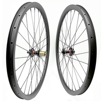 carbon wheels mtb carbon wheels 29er 34mm AM D791SB/D792SB 100 142mm bicycle wheel disc wheel mtb bike wheelset UD 3k 1570g
