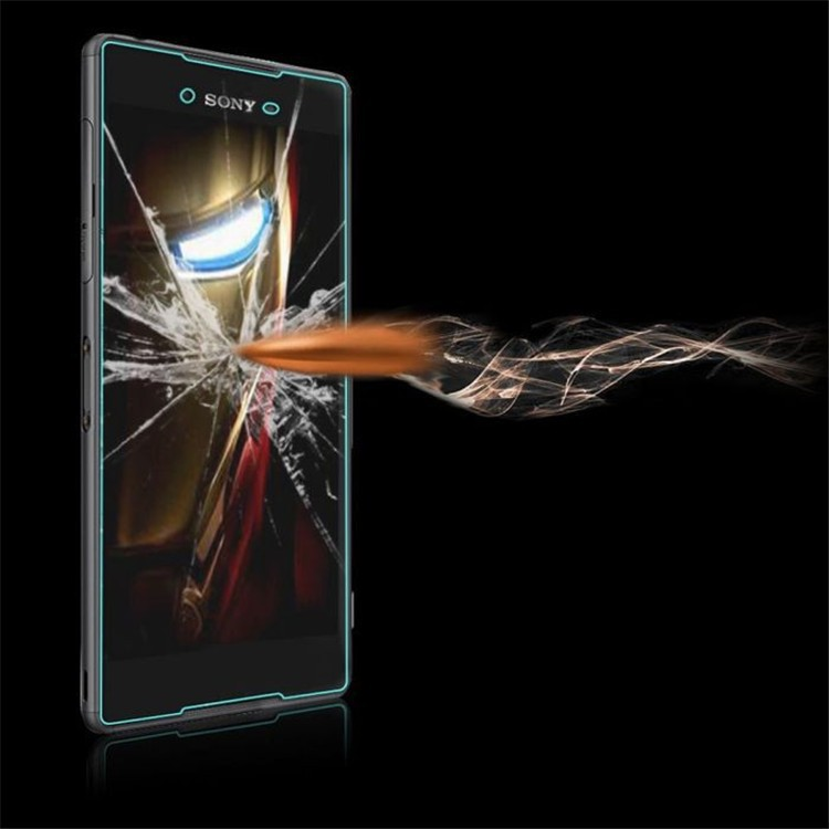 With Retail Package Ultra Thin 0.20mm Tempered Glass Screen Protector for Sony For Xperia Z4 Z3X E6533 Film Free Shipping