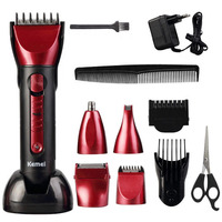 5 In 1 Razor Excellent Clipping Function Electric Hair Clipper CE ROHS Hair Trimmer With Retail