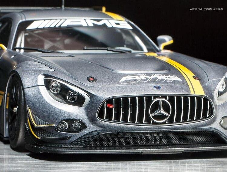 1:24 Benz Mercedes AMG GT3 modèle 24345