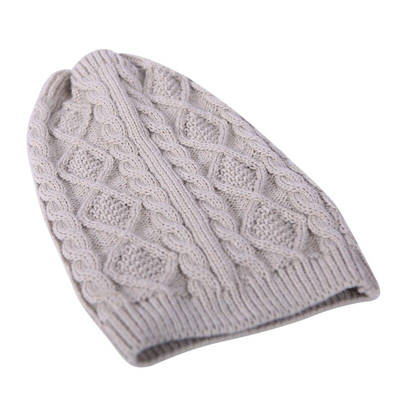 SINGYOU Hot Sale Winter Hat For Women Fashion Twist Pattern Crochet ...