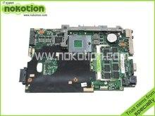 laptop motherboard for ASUS K50IJ 60-NVKMB1000-C03 69N0EJM10C03 K50IJ REV 2.0 GL40 DDR2