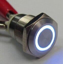 ELEWIND 16 мм Винтовые клеммы кольцо освещении кнопки Swtich (PM161F-10E/L/B/12 v/s) ...