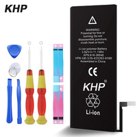 2017 New 100 Original KHP Phone Battery For IPhone 6 Plus Real Capacity 2915mAh With Machine