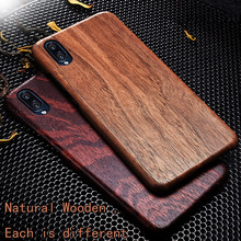 Natural Wooden phone case FOR vivo nex vivonex case cover bamboo/Walnut/Rosewood/Black ice wood/ shell (Real wood)