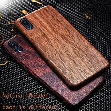 טבעי עץ טלפון מקרה עבור vivo nex vivo nex מקרה כיסוי במבוק/אגוז/Rosewood/שחור קרח עץ /מעטפת (אמיתי עץ)