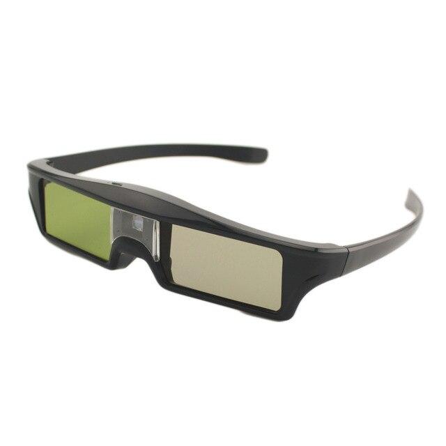 2016 Новый 3D ИК-Очки Для BenQ W1070 W700 W710ST DLP-Link Проектор Горячие Акции