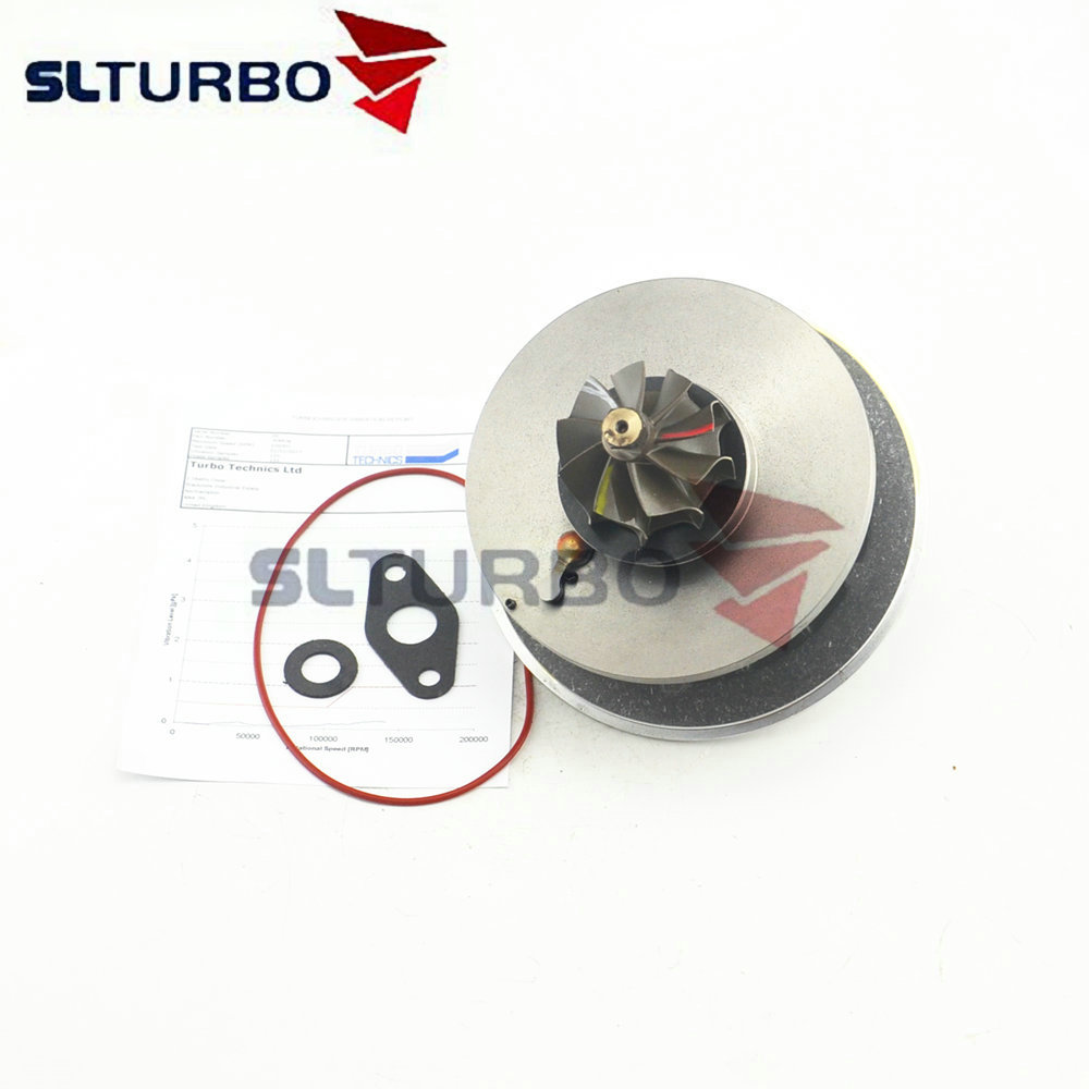 Garrett 726698 turbocharger core for Mercedes Sprinter I 213 / 313 / 413 CDI OM611DE22LA 95 Kw <font><b>129</b></font> <font><b>HP</b></font> - 709835 cartridge turbine image