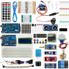 HOT SALE Super Starter Kit For Arduino UNO R3 Mega2560 Board For 1602 LCD Servo
