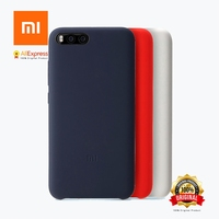Original Case For Xiaomi Mi6 Cover Soft Silicone PC Protective Case For Mi 6 Series Premium