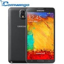 Original Unlocked Samsung Galaxy Note 3 III N9000 Phone LTE WCDMA Quad Core 3G RAM 16G ROM 1080P 13.0MP Quad core 5.7''Screen