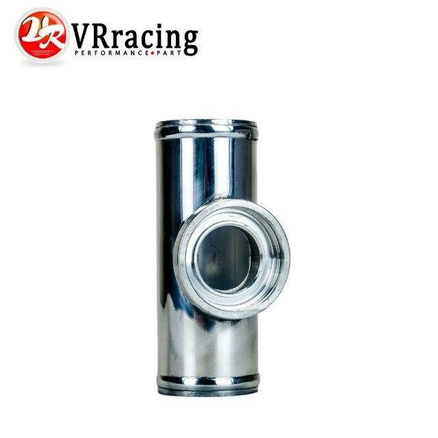 """Фотография vr racing - 2.25"""" inch 57mm ssqv sqv blow off valve adapter bov turbo intercooler alumium pipe bov turbo pipe vr-pbv225s"""