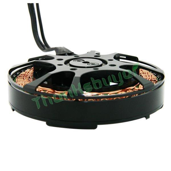 T-motor Tiger Motor 100KV U8/135KV/170KV U-power Profesional Motor 6-12 S para RC Drone Quadcopter Multicopter de