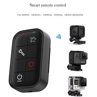 New Smart WIFI Remote Control For GoPro Hero5 Camera Waterproof Magnetic Charging Wi Fi Controller For