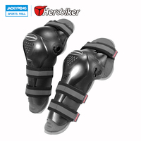 HEROBIKER Knee Protector Guard Motorcycle Riding Cycling Knee Pads Skiing Protective Gear Kneepad Moto Knee Brace Support