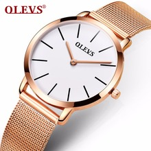 Fashion Milan Stainless Rose Gold Women's Watch montre femme reloj mujer Ladies Top Brand Luxury Quartz Wrist Watches Clock saat guou ladies watch luxury rose gold watch women watches full steel women s watches calendar clock saat montre femme reloj mujer