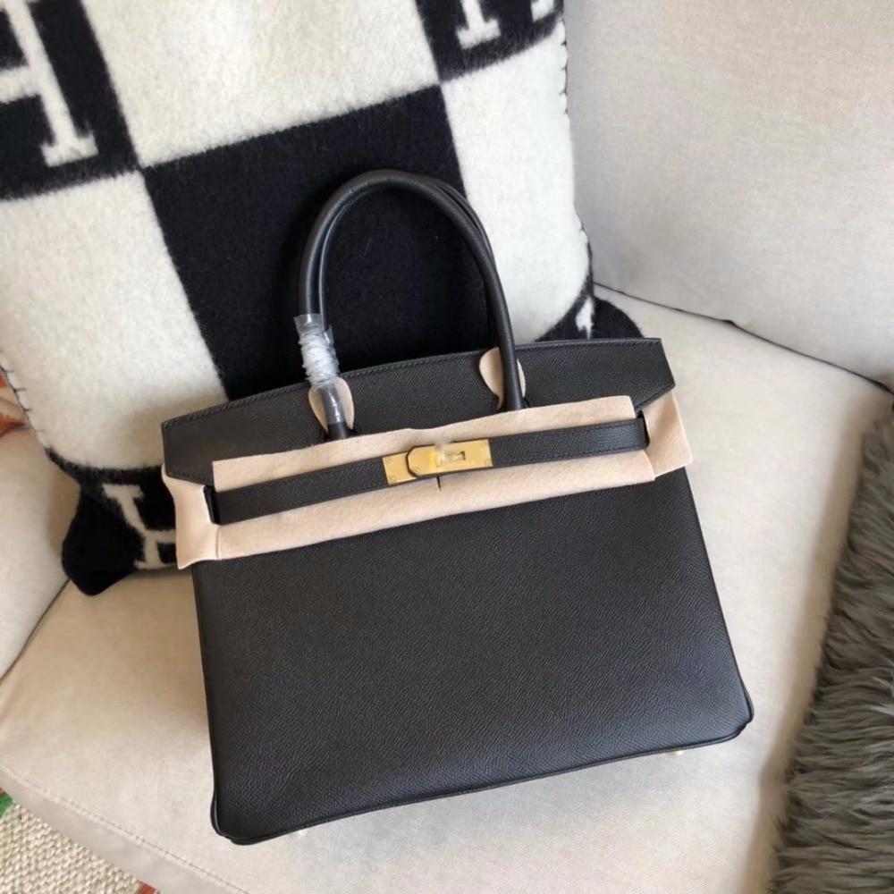 WW0685 100% Genuine Leather Luxury Handbags Women Bags Designer Crossbody Bags For Women Famous Brand Runway