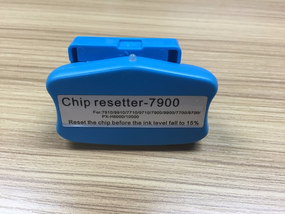 chip resetter for Epson Stylus Pro 7900 9900 7910 9910 printer cartridge chip цена
