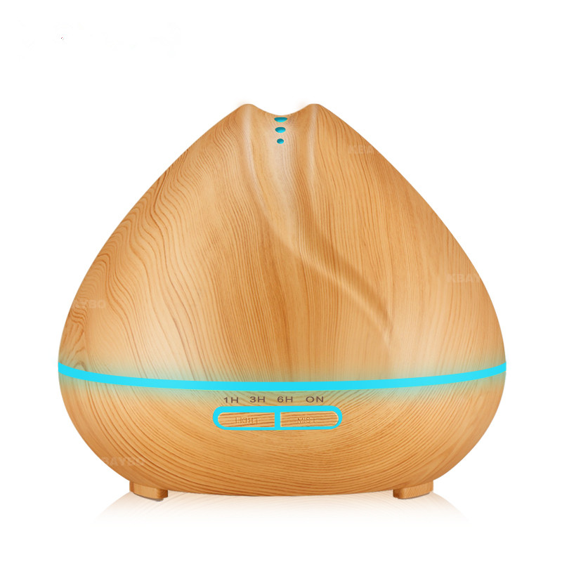 Ejoai 400ml Aroma Essential Oil Diffuser Ultralyd Luft - Husholdningsapparater - Foto 1