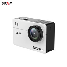 SJCAM SJ8 AIR Action Camera Sports Cam 12MP 1296P 2.3 Inch Touch Screen with 160 Degree Wide Angle Camcorder Bare metal Version