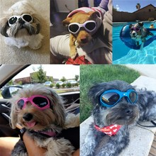 Pet Dog Sunglasses Sun Glasses Glasses Goggles Eye Wear Protection Dress Up Mult