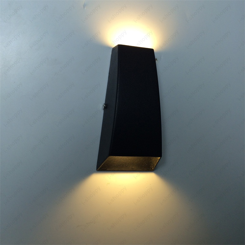 5w led exterior wall sconces updown light waterproof door patio 5w led exterior wall sconces updown light waterproof door patio garage balcony lamp fixture in floodlights from lights lighting on aliexpress aloadofball