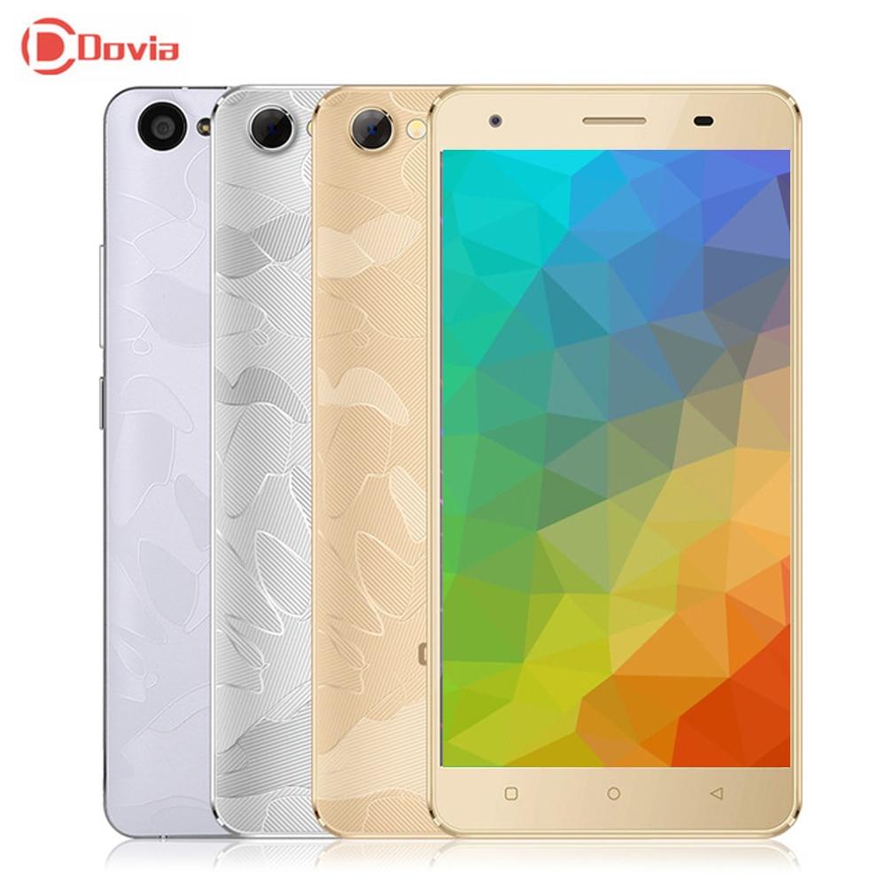 OUKITEL C5 Pro 4G Mobile Phone 5.0Android 6.0 2000mAh MTK6737 1.3GHz Quad Core 2GB RAM 16GB ROM Dual Cameras Unlocked Cellphone