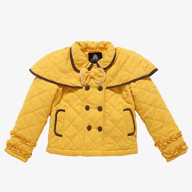 T100 Children Coat Women s Winter Jacket Solid Warm Kids Parka Hooded  Outerwear Brand Jacket For Girls Kids Clothing Winter Coat 9e8adf4fa