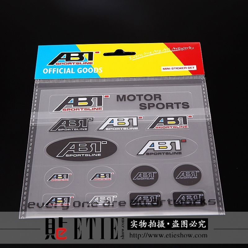 Oem car sticker design car styling 1212 cm abt motor sports vinyl sticker car accessories clear transparent car body sticker on aliexpress com alibaba