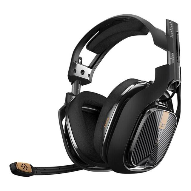 Logitech Astro A40 TR Wired Gaming Headset Headphones With Mic Professional  Gamer Headphone For Xbox PS LOL PUBG PC Laptop Game