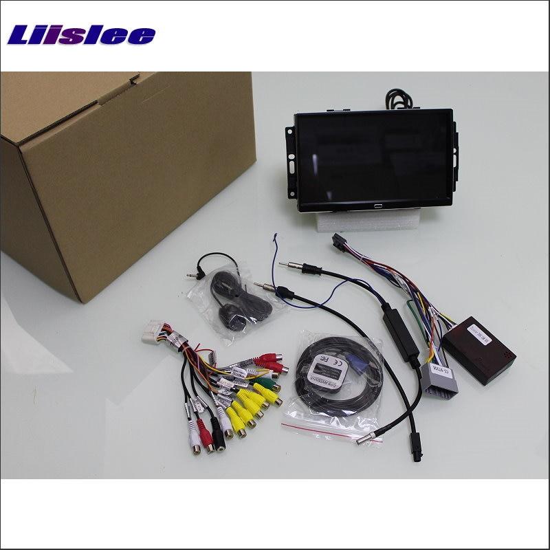 Lisslee Car Android 6.0 GPS Navi նավիգացիայի - Ավտոմեքենաների էլեկտրոնիկա - Լուսանկար 4